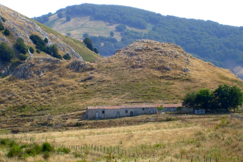 Monts Nebrodes en Sicile
