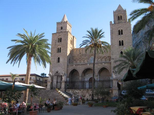 cathedrale de cefalu - duomo normand