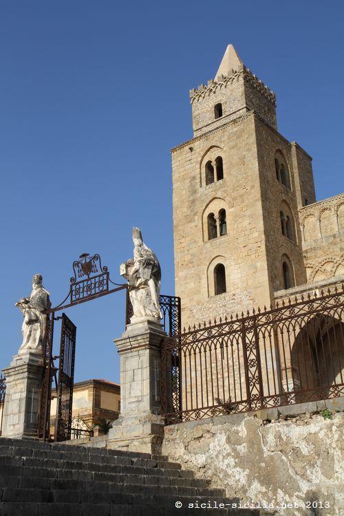 cathédrale normande de cefalù