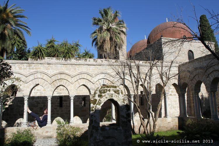 Eglise saint-jean des ermites, Palerme