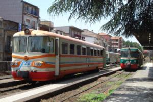 Circumetnea, la ferrovia dell'Etna