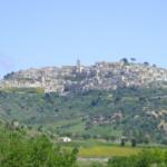 Mineo, Vizzini, Grammichele et Licodia Eubea