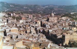 Favara, Racalmuto et Aragona