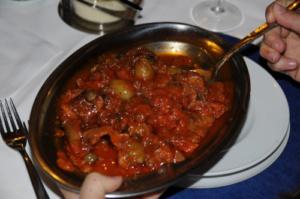 Entrées et plats uniques de la cuisine sicilienne