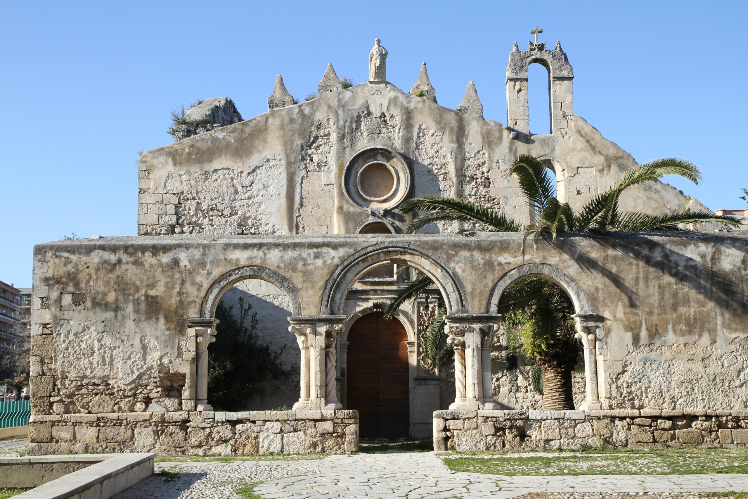 Catacombes de Syracuse