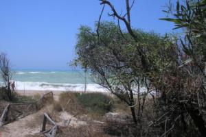 Itinéraire côtier à l'ouest d'Agrigente vers Sciacca