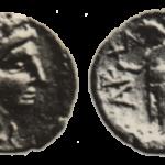 moneta greca di akrai