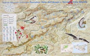 mappa pantalica