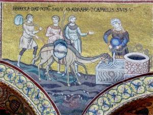 Mosaïques de la Cathédrale de Monreale