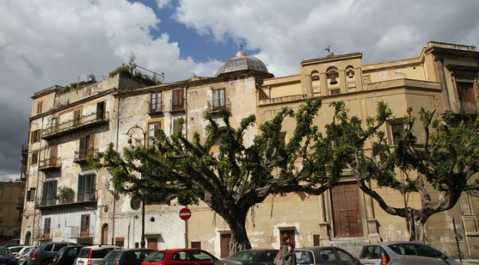 Palermo, Piazza Marina