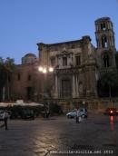 Piazza Bellini a Palermo