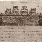 ancienne gravure de raguse