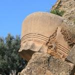 Agrigente, temple de Zeus Olympien