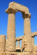 Temple d'Héra à Agrigente