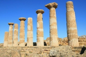 Temple d'Hercule - Agrigente