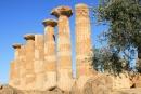 Agrigente, Temple d'Hercule