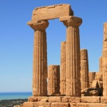 Temple d'Héra - Agrigente