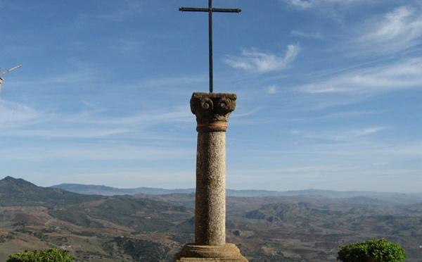 Calascibetta Sicile