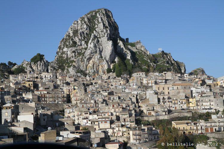 Autres villages des Monts Sicanes