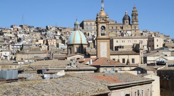Caltagirone Sicile
