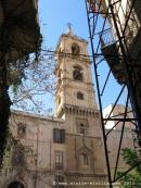 Campanile, chiesa Gesù di Palermo