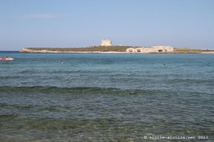 Côte et plages de la province de Syracuse