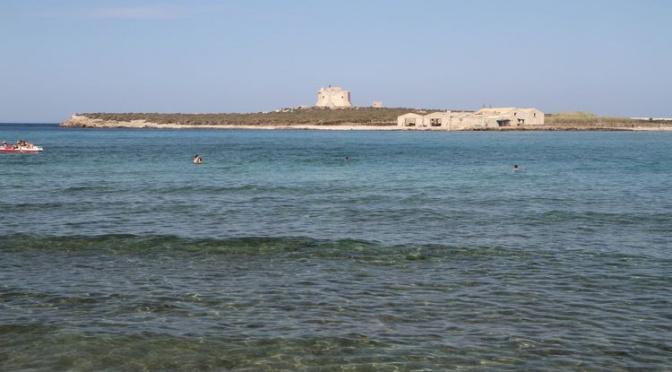 Capo Passero in Sicilia