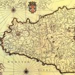 mappa antica della sicilia