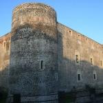 Château Ursino à Catane