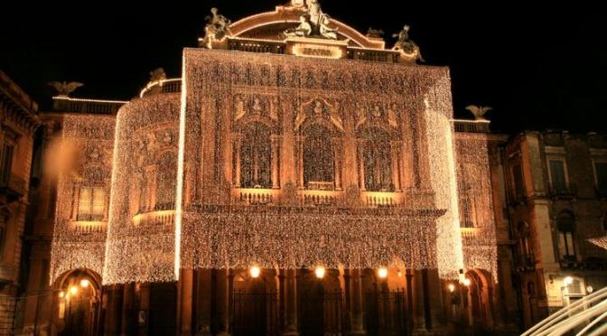 Catania, Piazza Bellini