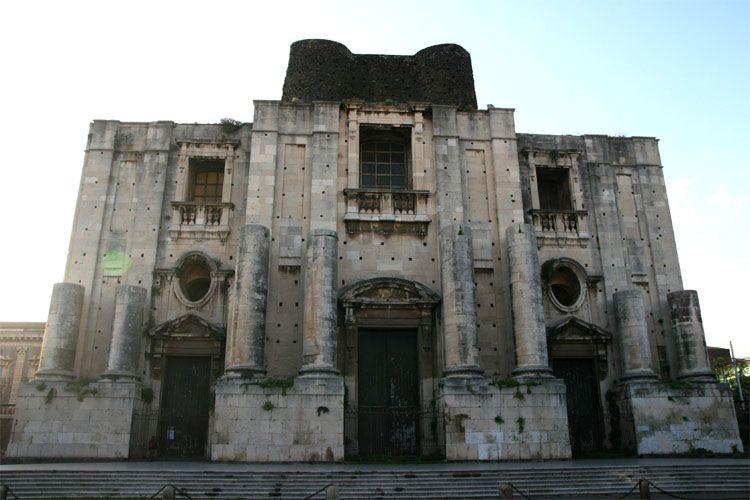 Monastère bénédictin et San Nicolò