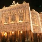 Piazza Bellini et théâtre à Catane