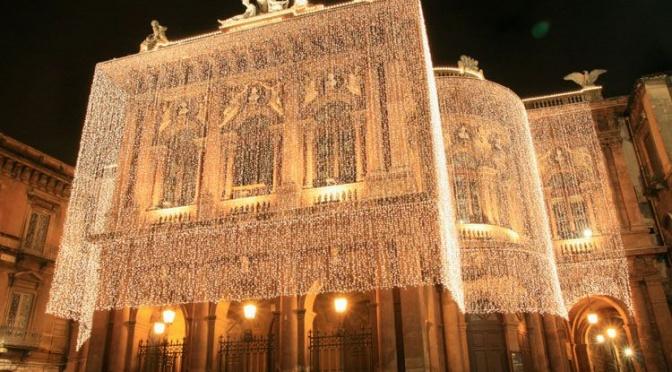 Catania - Teatro Massimo