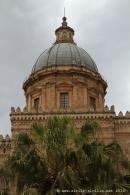 Dome de la Cathédrale de Palerme