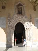 Portico catalano-gotico, cattedrale di Palermo