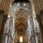 Visita, foto del Duomo di Cefalù