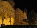 Duomo di Palermo di notte