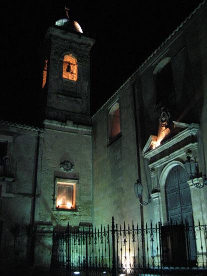 Visite d'Enna, monuments et environs