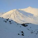 L'Etna en hiver et ski