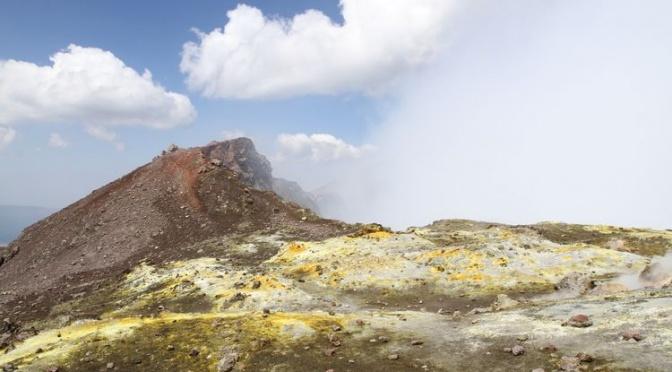 Etna - cratere centrale