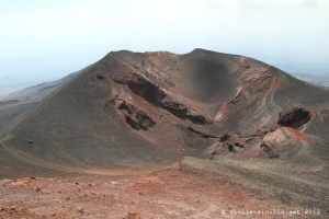 Etna, cratère Monte Frumento Supino