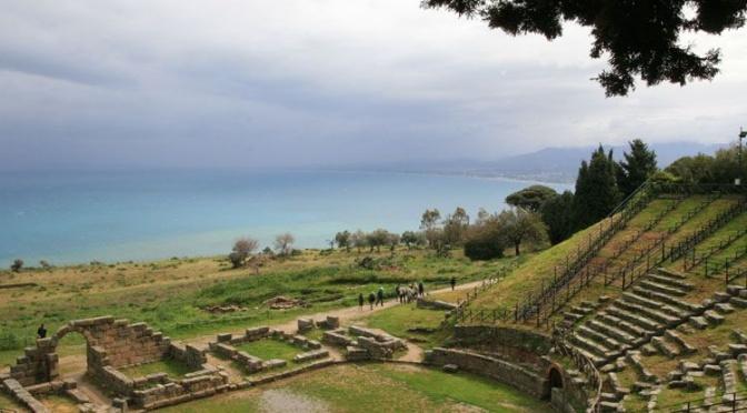 Cap Tyndaris, Sicile