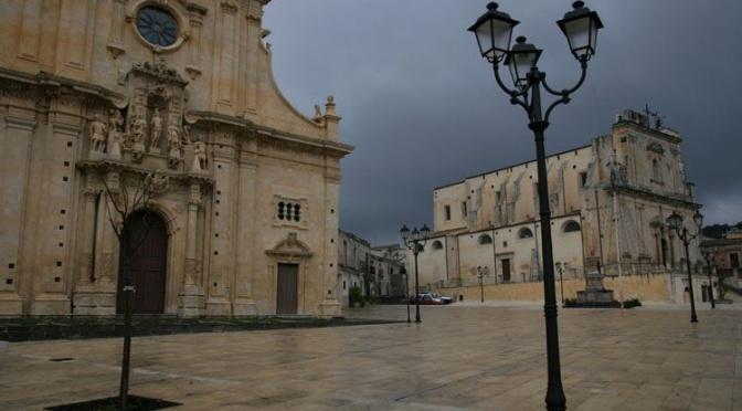 Ferla en Sicile