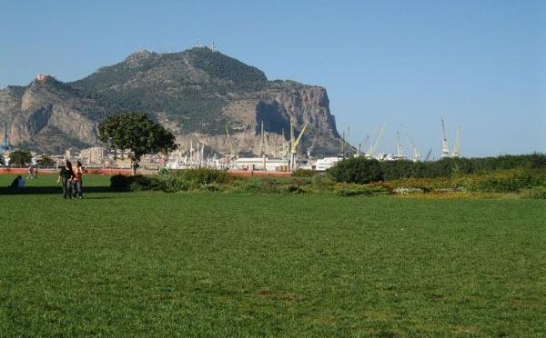 Foro italico a Palermo