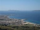 Panorama sur Trapani