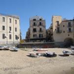 Visite de Cefalù, plage et centre