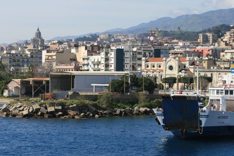 Visita di Messina