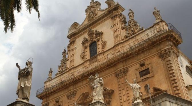 Duomo di San Pietro, Modica