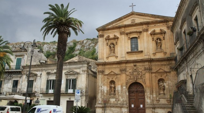 San Domenico à Modica