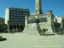 Statue de la liberté, monument aux morts de 15-18, Palerme